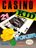 Cover for Casino Kid