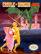 Cover for Castle of Dragon