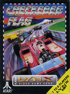 Cover for Checkered Flag