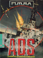 Cover for ADS: Advanced Destroyer Simulator