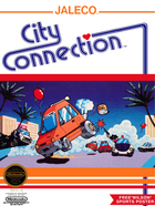 Cover for City Connection