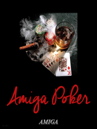 Cover for Amiga Poker