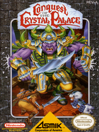 Cover for Conquest of the Crystal Palace