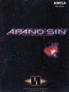 Cover for Apano Sin