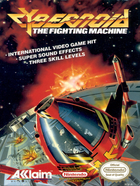 Cover for Cybernoid: The Fighting Machine