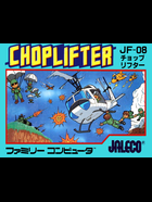 Cover for Choplifter