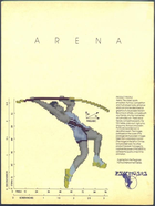 Cover for Arena [Psygnosis]