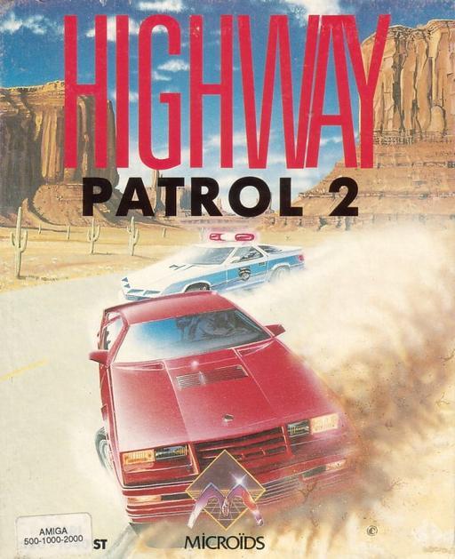 Highway Patrol II (Amiga) - OpenRetro Game Database