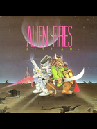 Cover for Alien Fires 2199 A.D.