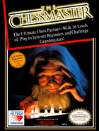 Cover for The Chessmaster