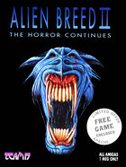 Cover for Alien Breed II: The Horror Continues